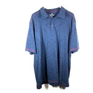 Nat Nast blue polo size XXL